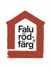 Falu Rödfärg logotype